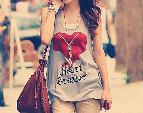 Heartbreaker - Heart Quote