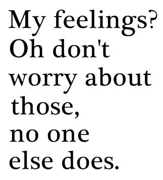 Love Quote ~ My feelings?