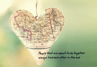 People that are meant to be Together - Life Hack Quote