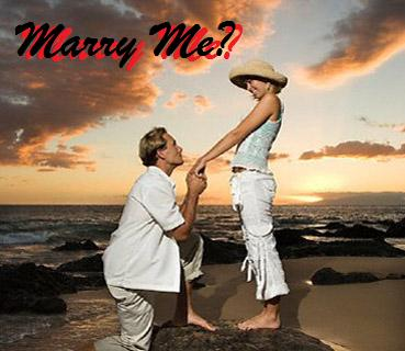 Marry Me? Happy Propose Day