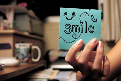 Smile - Smile Quote