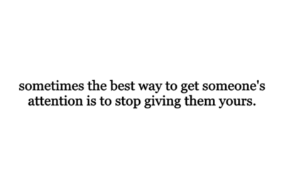 Sometime the best way - Quote