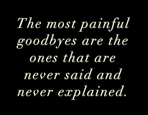 The most painful - Quote