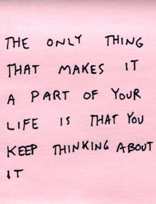 Love Quote : Thinking about you.