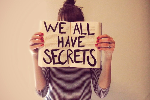 We all have secrets | Life Hack Quote