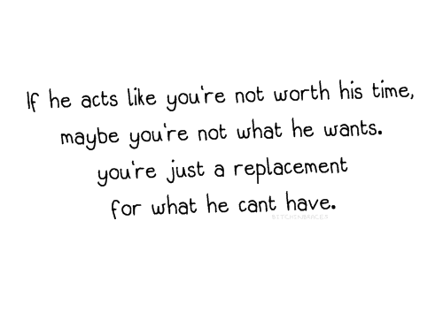 Love Quote : He can't have…