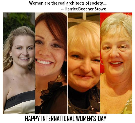 Women's day is been celebrated allover the world regardless nationality