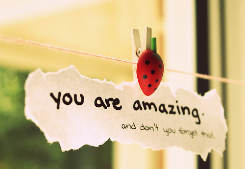You are amazing – Love Quote | Love Quotes | Graphics99.com