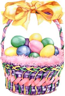 Easter Eggs : Happy Easter