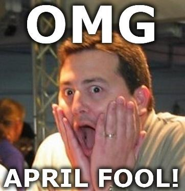 OMG April Fool Picture