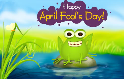 Happy April Fools Day Greetings