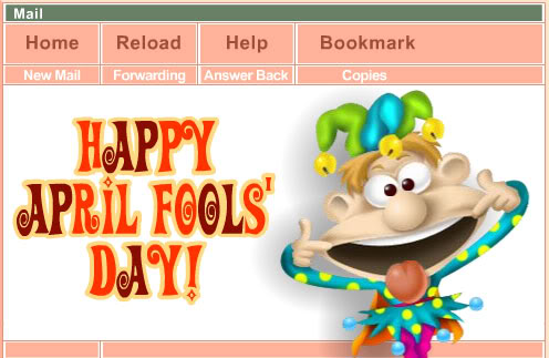 April Fools Day Fun Card