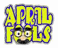 Pretty April Fools Day Pic