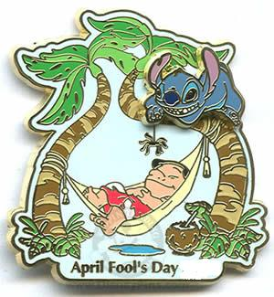 Lovely April Fools Day Ecard