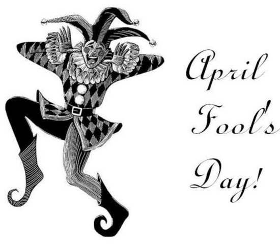 Happy April Fools Day Ecard for Facebook