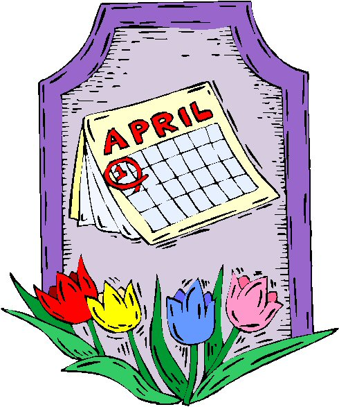 April 1: Fools Day Graphic for Myspace