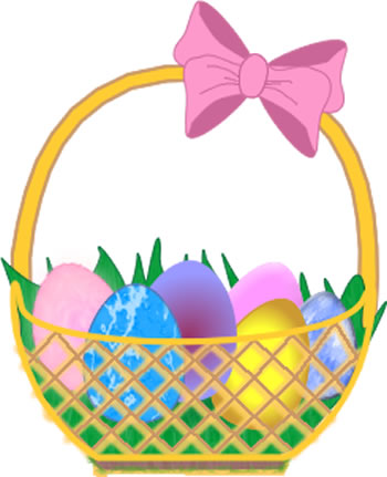 Easter Basket - Happy Easter