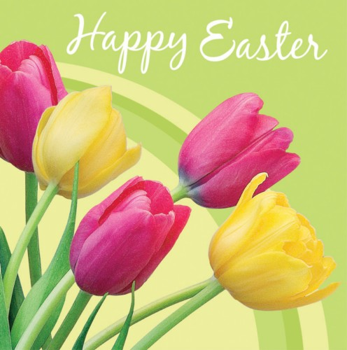 Nice Easter Greeting Card