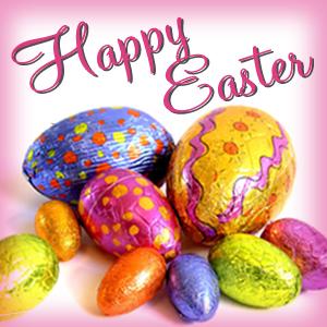 Elegant Easter Ecard