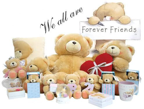 We all are Forever Friends