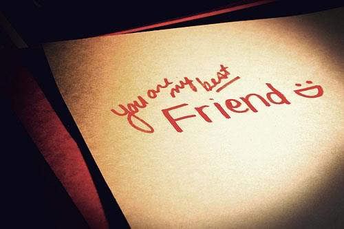 You are my Best Friend - Friendship Quote