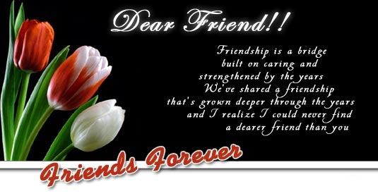 Dear friends Forever