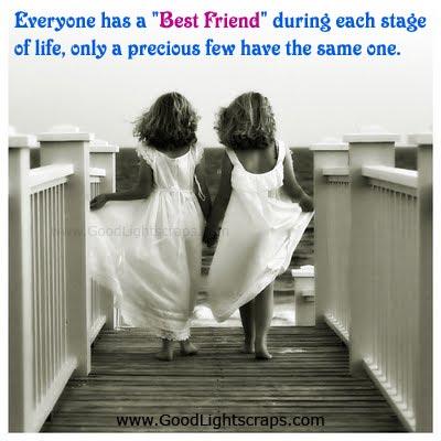 Everyone Has a Best Friend
