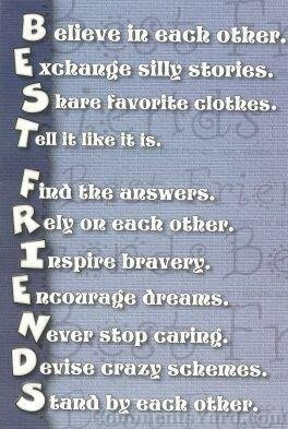 Best Friends Graphic for Zorpia
