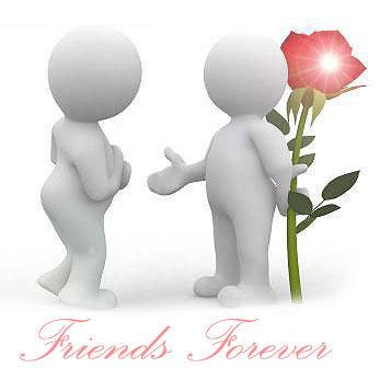 Friends Forever Graphic for orkut