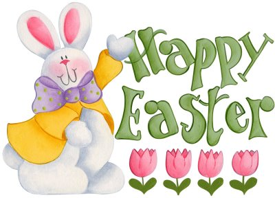 Happy Easter Ecard for f Share