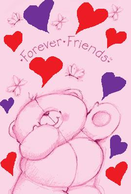Lovely Friends Forever Graphic