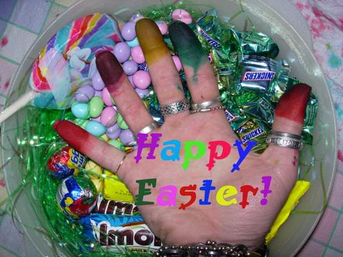 Happy Easter Card for Hi5