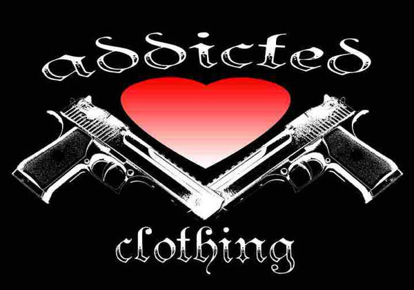 addicted clothing Greetings