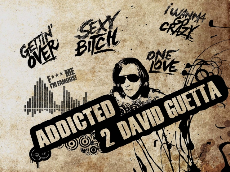 addicted to David Guetta Picture