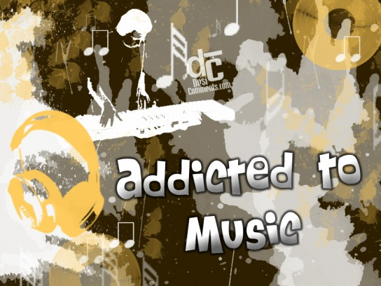addicted to Music Picture