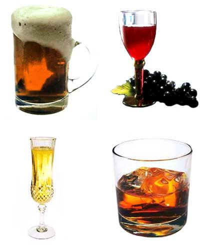 Alcohol Drinks