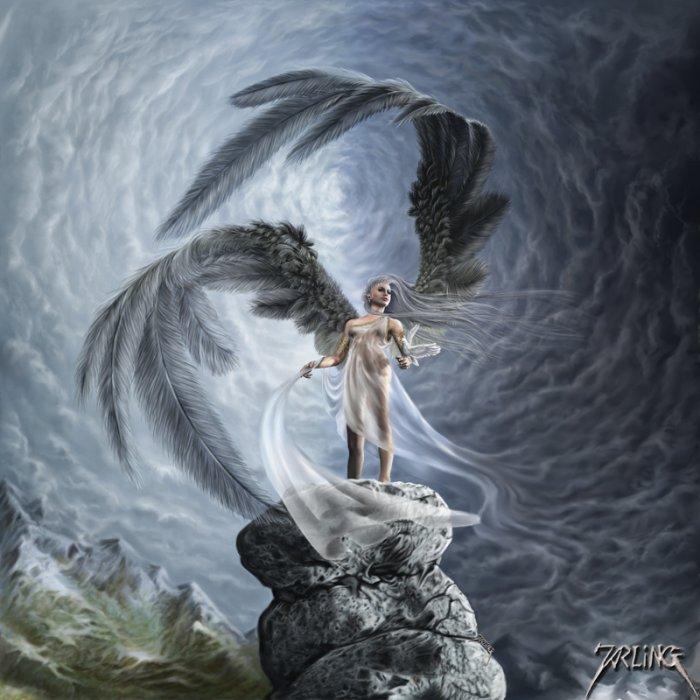 Angels Rock Graphic