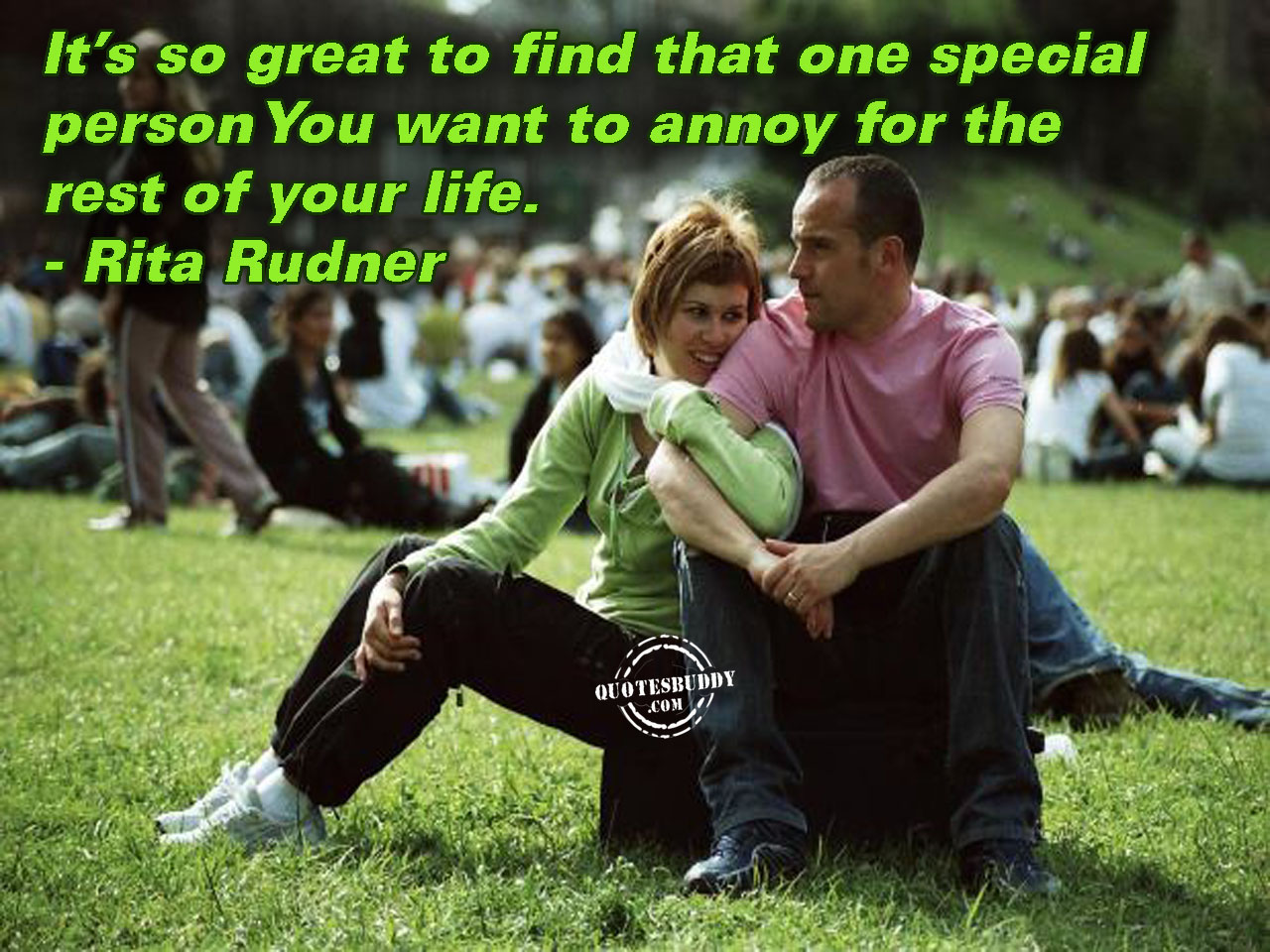 Its so Great to Find that one Special Person