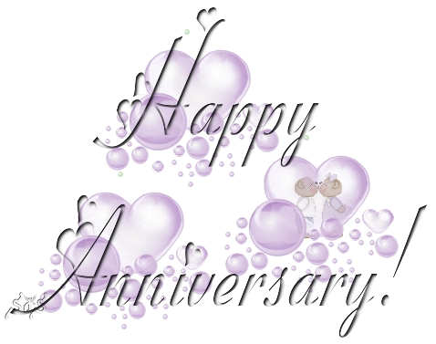 Happy Anniversary Graphic for Tagged