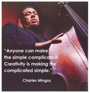 Anyone can make the simple Complicated