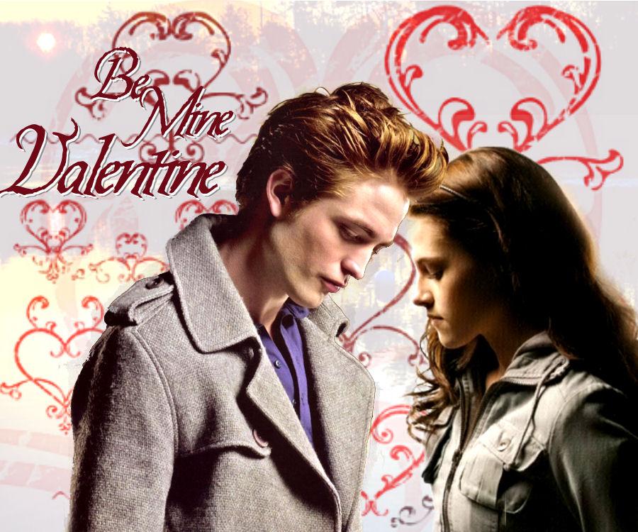 Be Mine Valentine Couple Picture