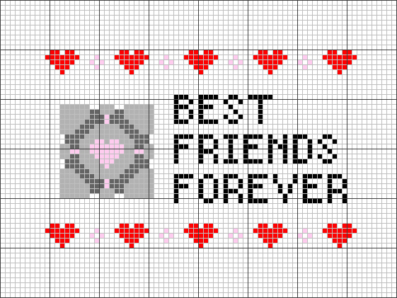 Best Friends Forever Graphic for Orkut