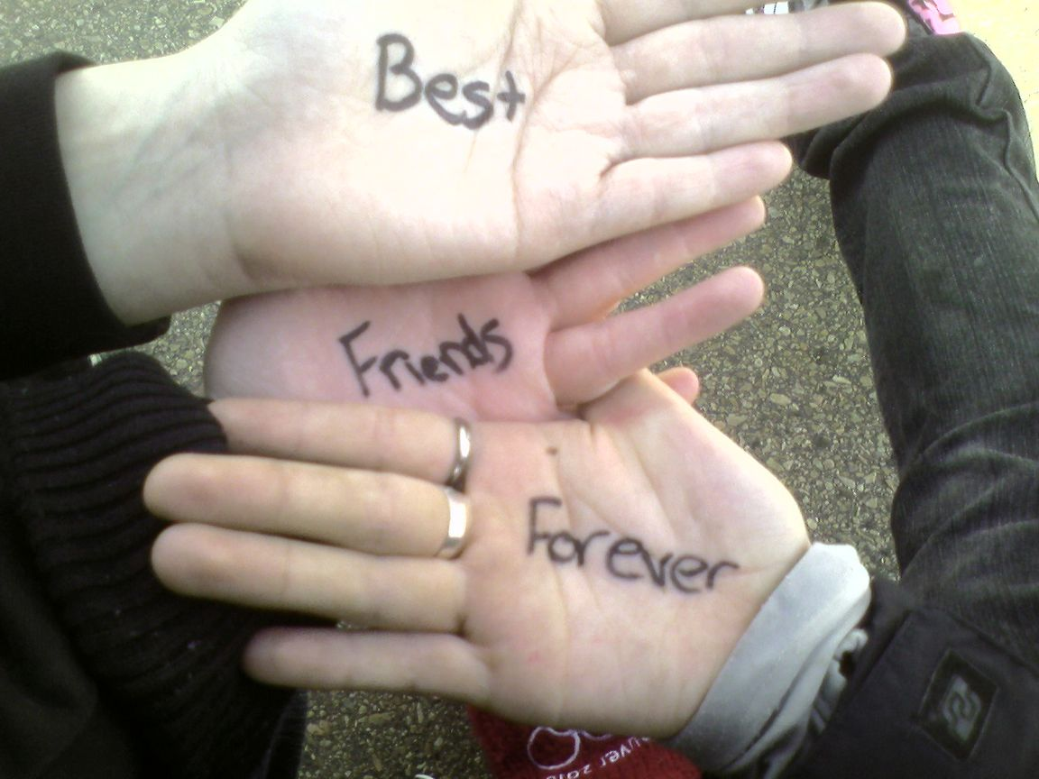 Best Friends Forever Picture for orkut