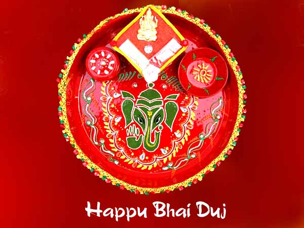 Happy Bhai Dooj Graphic