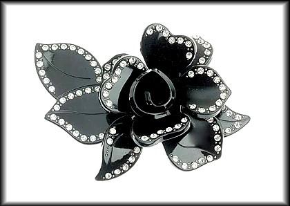 Black Rose Greetings for Myspace
