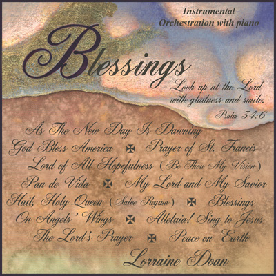 Blessings Graphic for Friendster