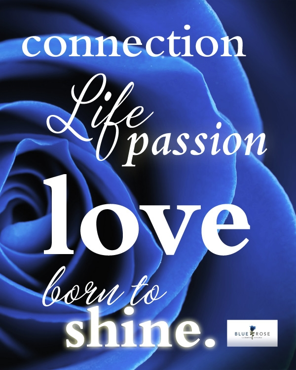 Connection Life Passion Love Form to Shine