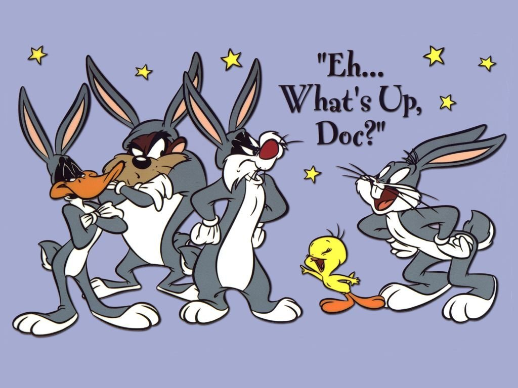 Eh Whats up Doc ?