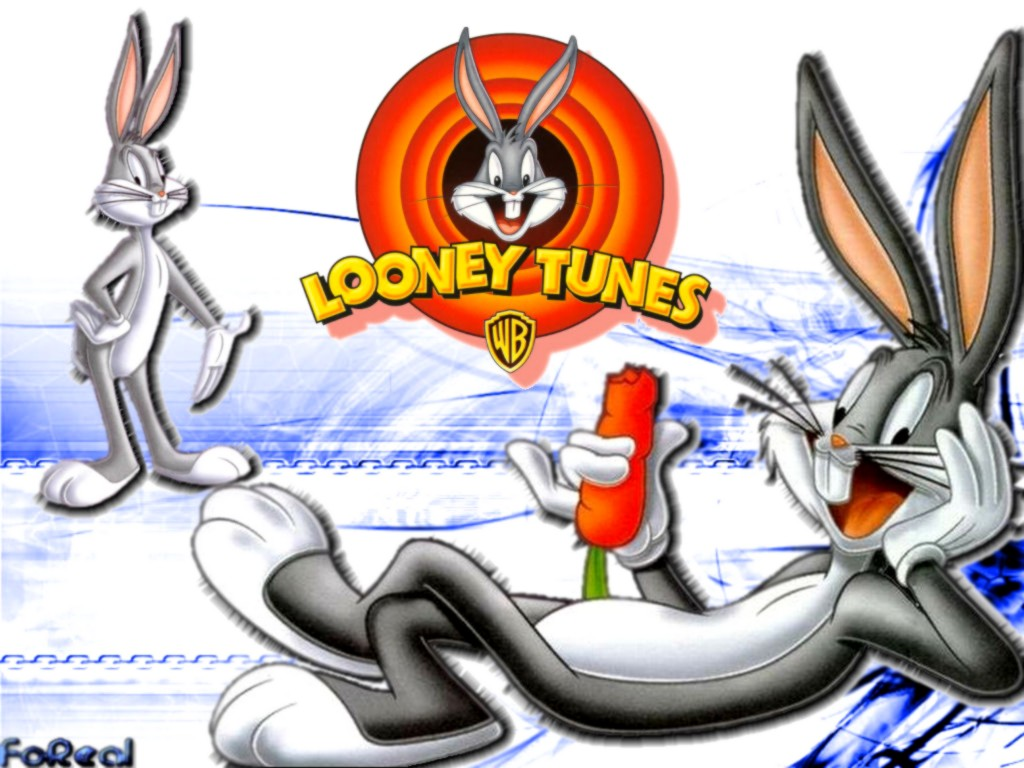 Looney Tunes Bunny Bugs Graphic for FB Share