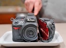 camera cake Picture